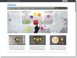 temas wordpress gratis iFeature