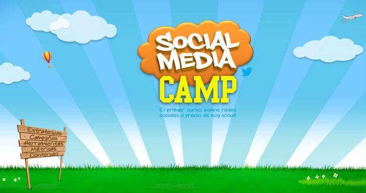 Social Media Camp Sevilla