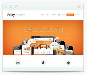 Foxi WordPress Theme