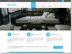 Plantillas wordpress gratis Nictitate